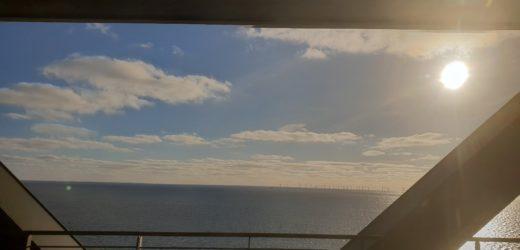 Oresund Bridge: Peberholm