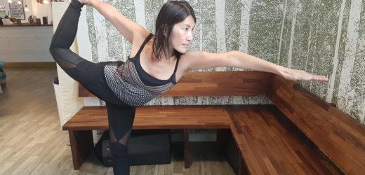 Yoga @ 35°C – 44°C