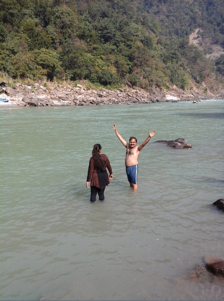 Phoolchatti Ashram: Spiritual Retreat in the Foothills of Himalayas in India