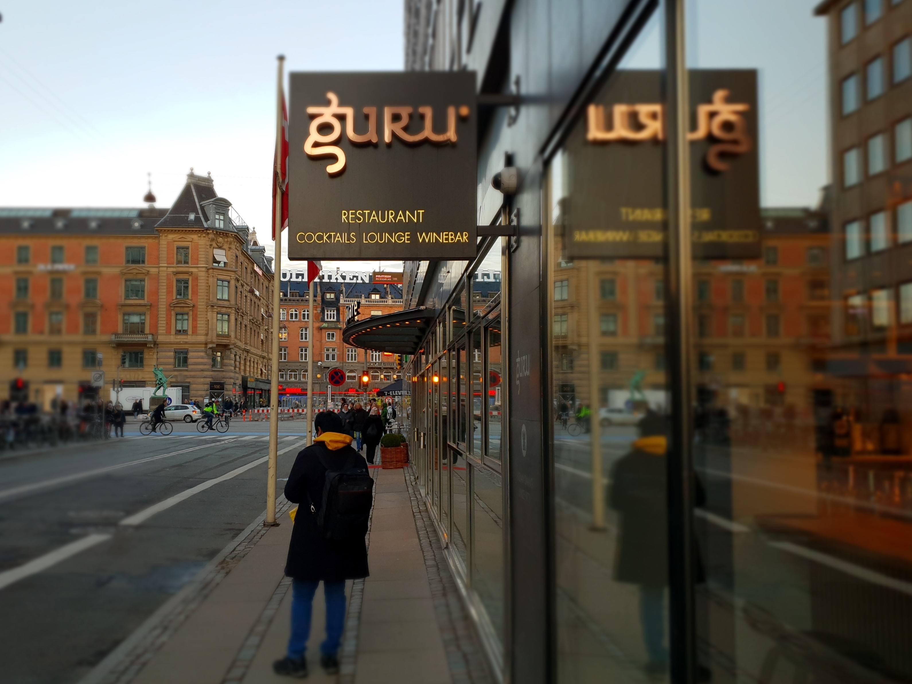 Guru in Copenhagen: What is Masala?