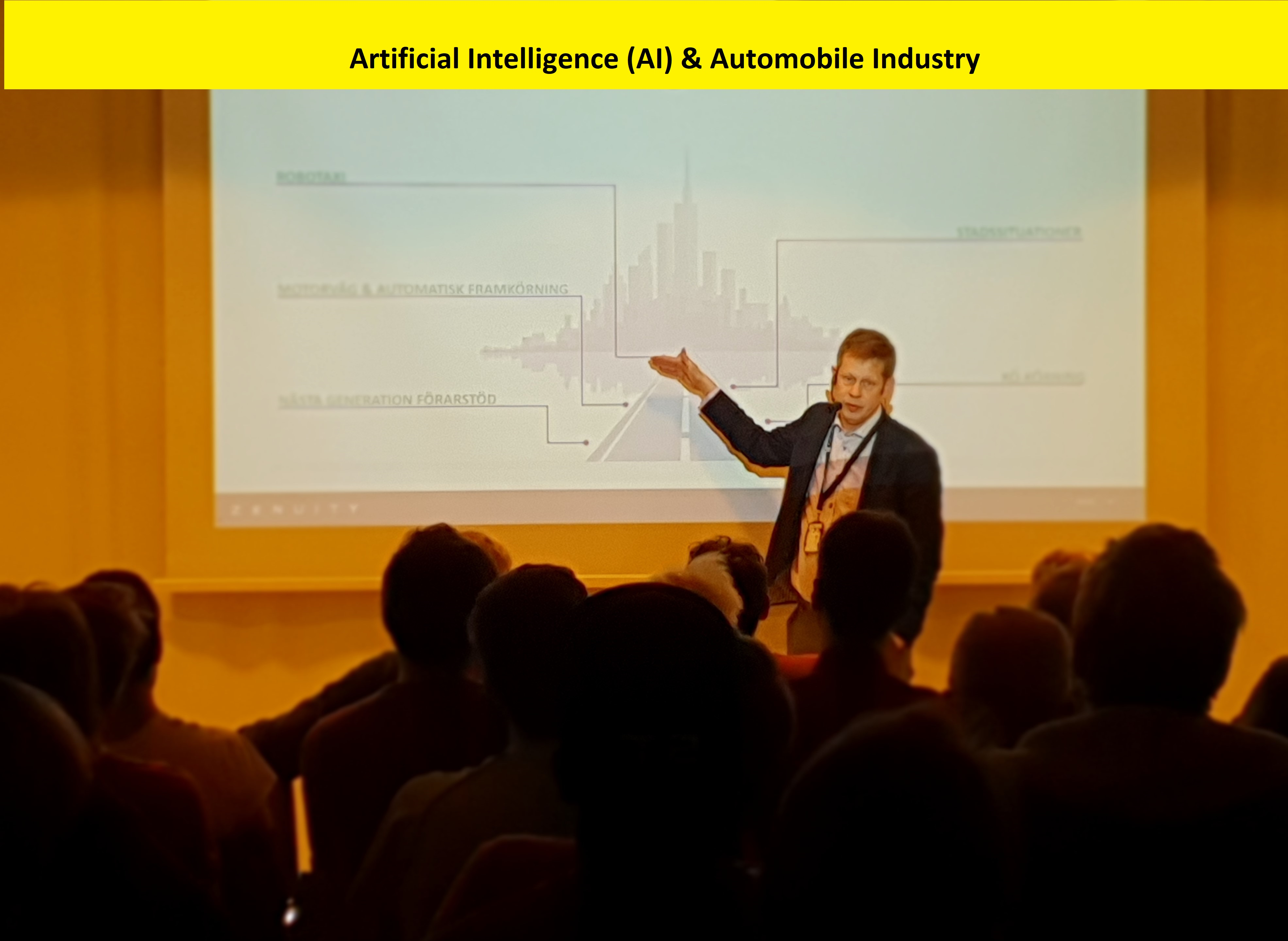 Artificial Intelligence (AI): Automobile Industry
