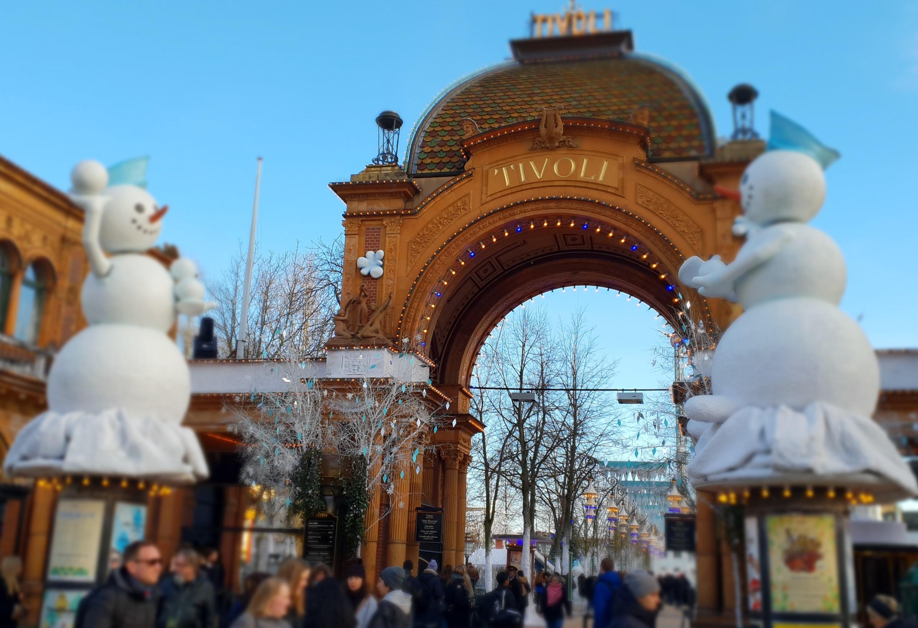 Tivoli: Denmark's Amusement Park and Gardens Since 1843