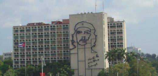 Cuba: Che Guevara, Alberto Korda the Photographer, Revolution Square