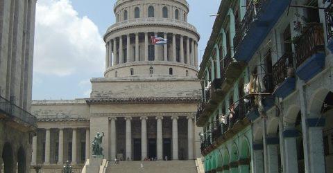 Cuba: Capitol Building in Havana