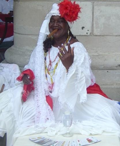 Santeria & Santeras of Cuba