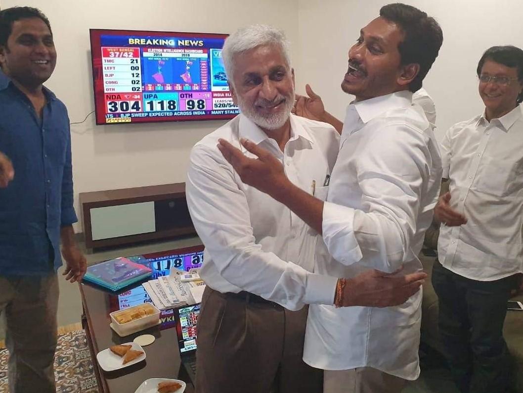 Andhra Pradesh, India: YSR Congress: 2019-2024