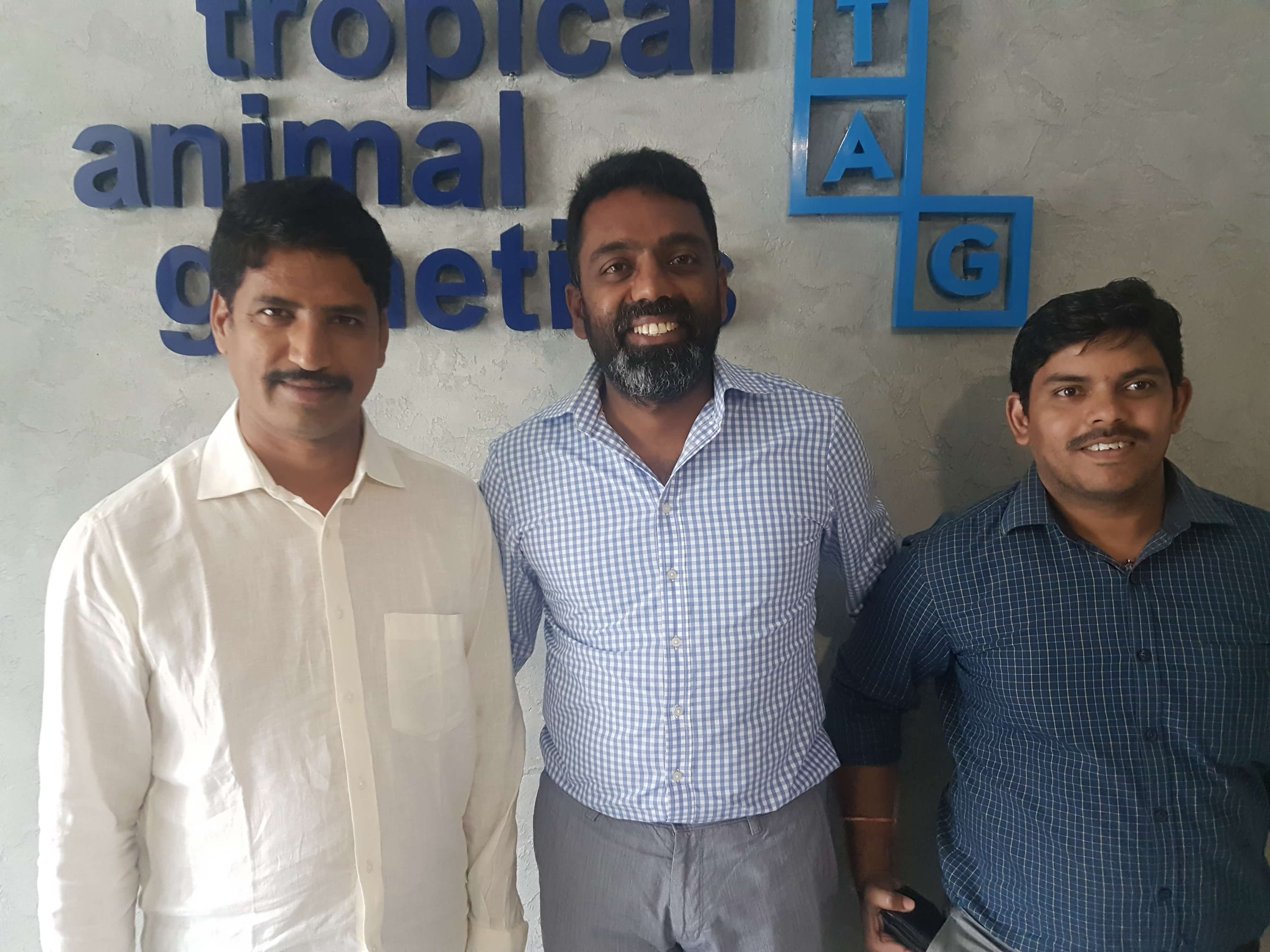 Tropical Animal Genetics (TAG): To Boost Milk Production in India