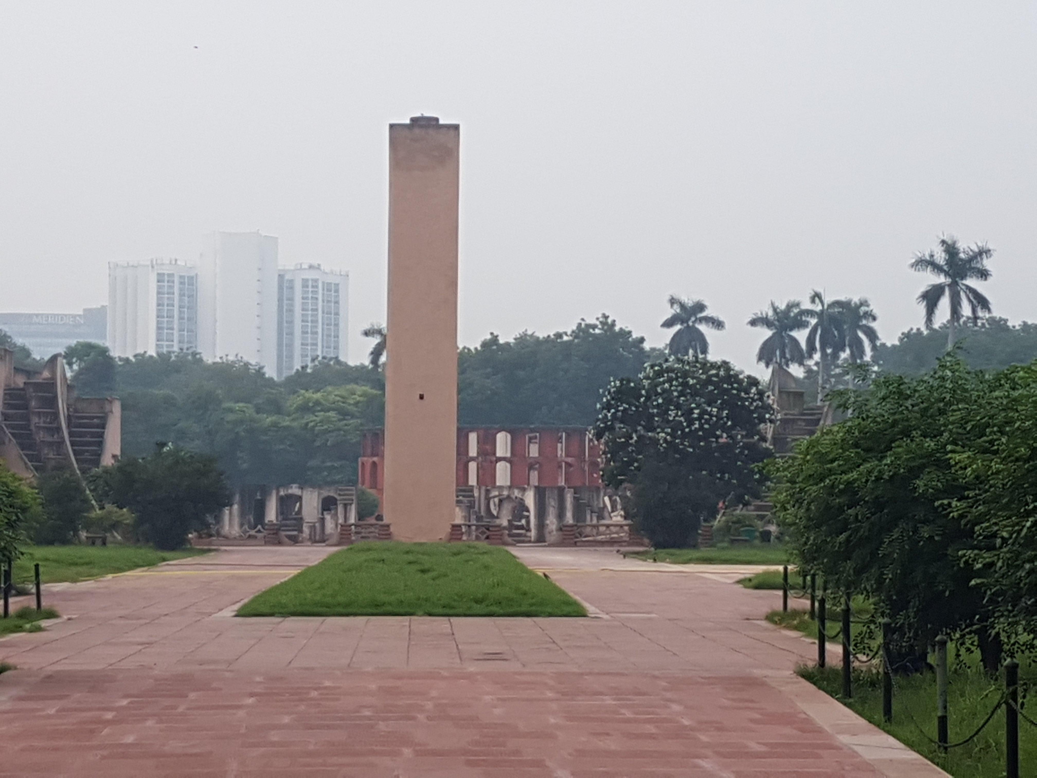 Jantar Mantar, New Delhi, India: Science of Astronomy