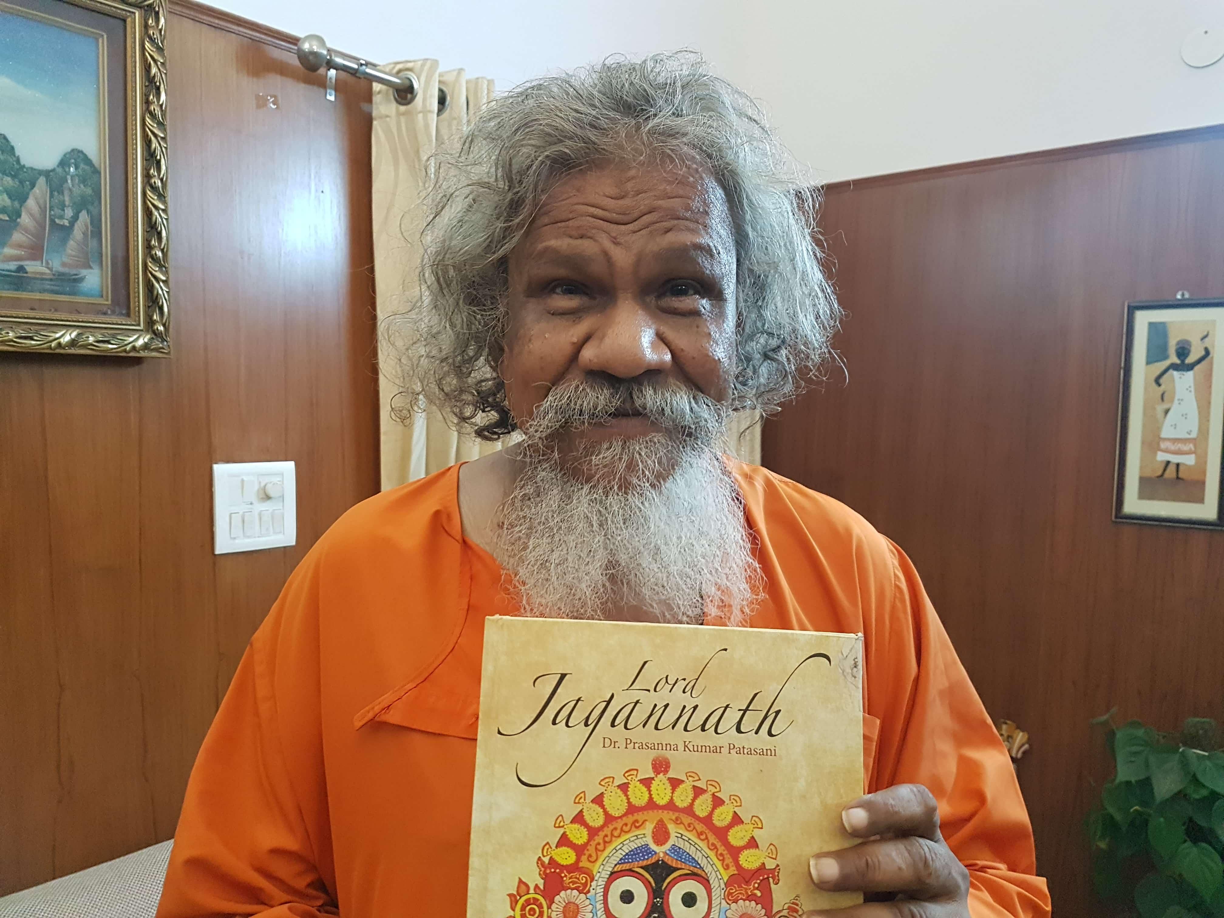 Lord Jagannath by Dr Prasanna Kumar Patasani
