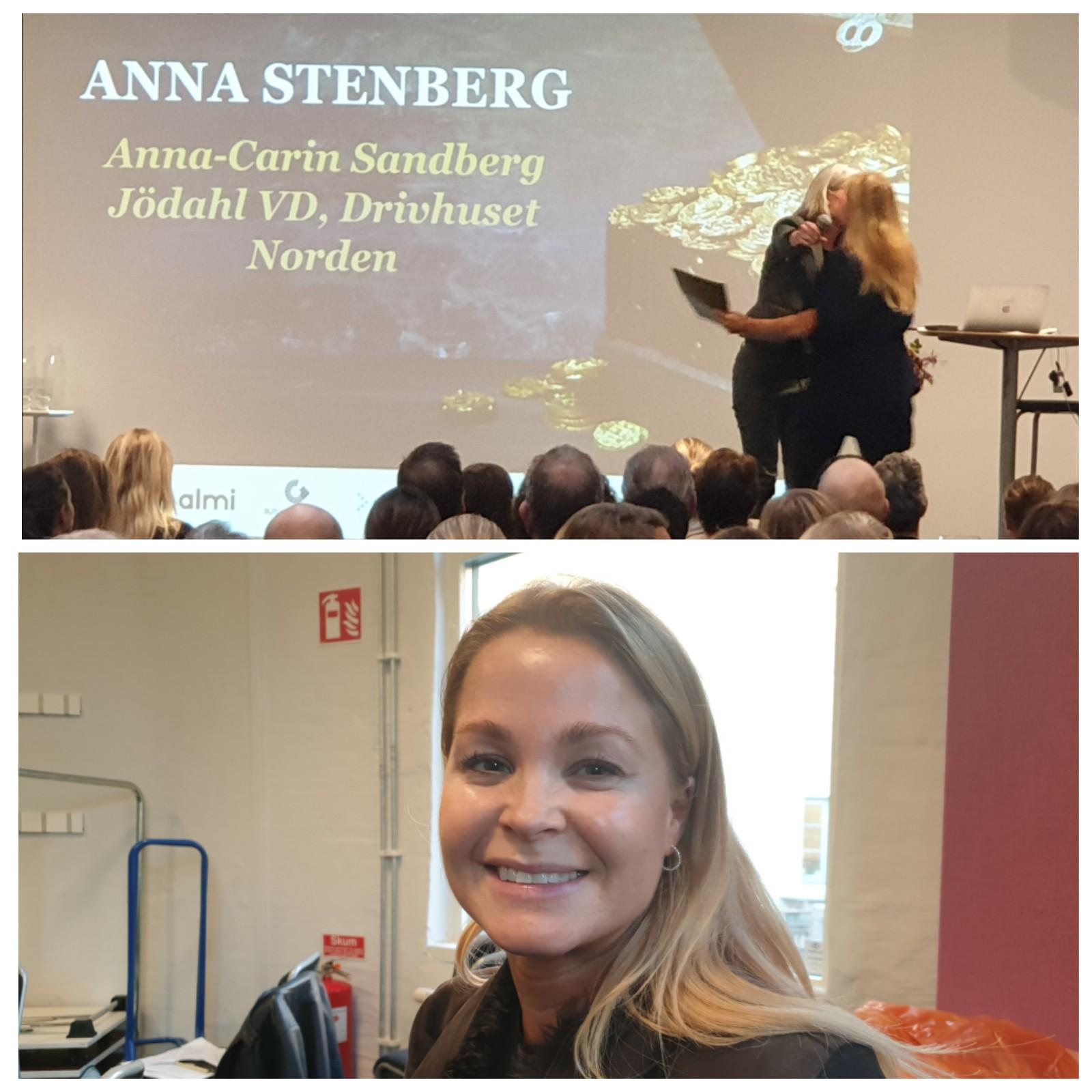 Anna Stenberg: The Ace Recruiter & Woman Entrepreneur 2019