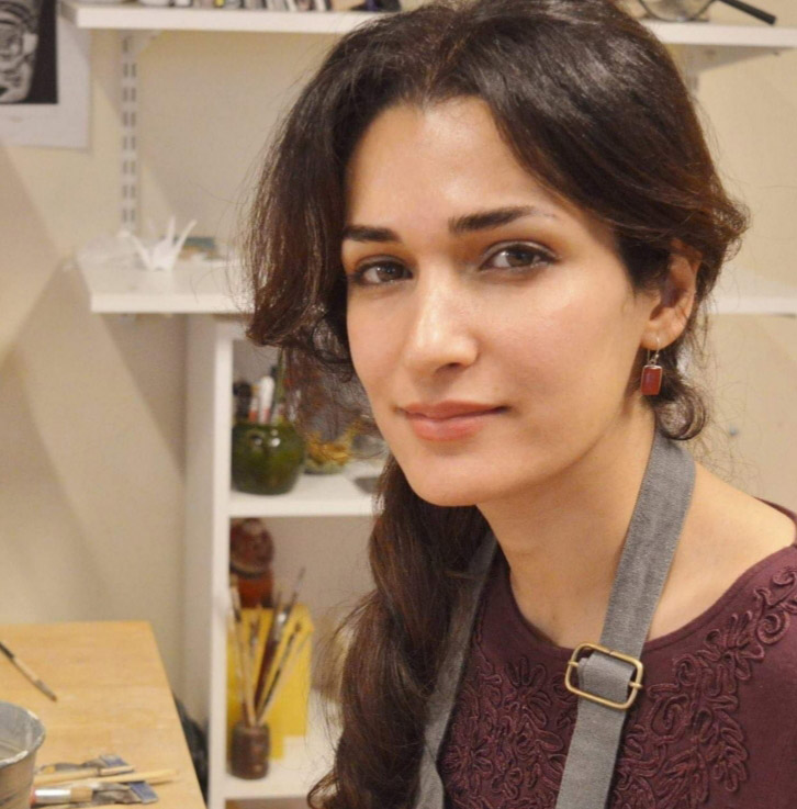 Maryam Javidmehr: Musician and Sculptor: '… a way to be in the world'