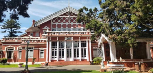 Ooty: Fernhills Palace