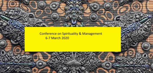 Conference on Spirituality and Management 6-7 March 2020: Organised by Jindal Institute of Behavioural Sciences at O.P. Jindal Global University
