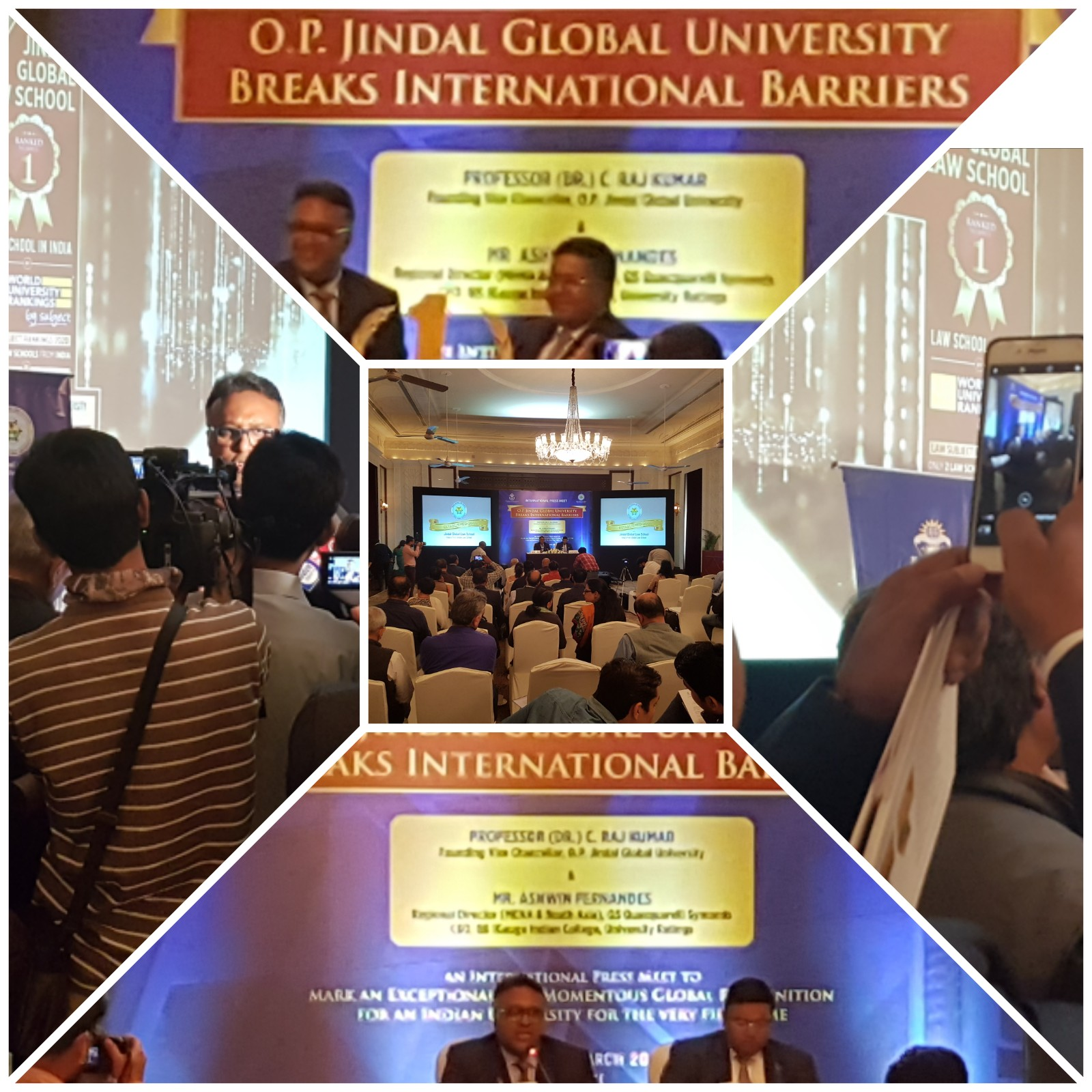 Jindal Global Law School: Number 1 Law School in India, in a Decade (2009-2019)