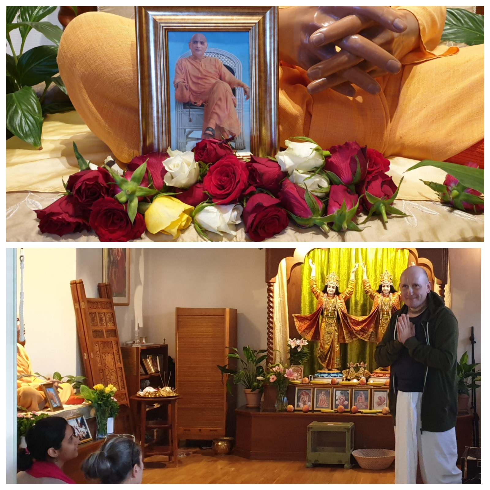 Sweden Pays Homage to the Spiritual Leader: Bhakti Charu Swami Maharaj