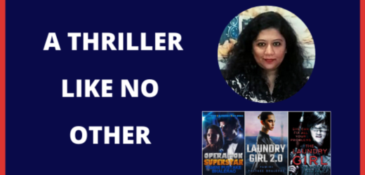 A Spy in China: Yamini Pustake Bhalerao's Thriller