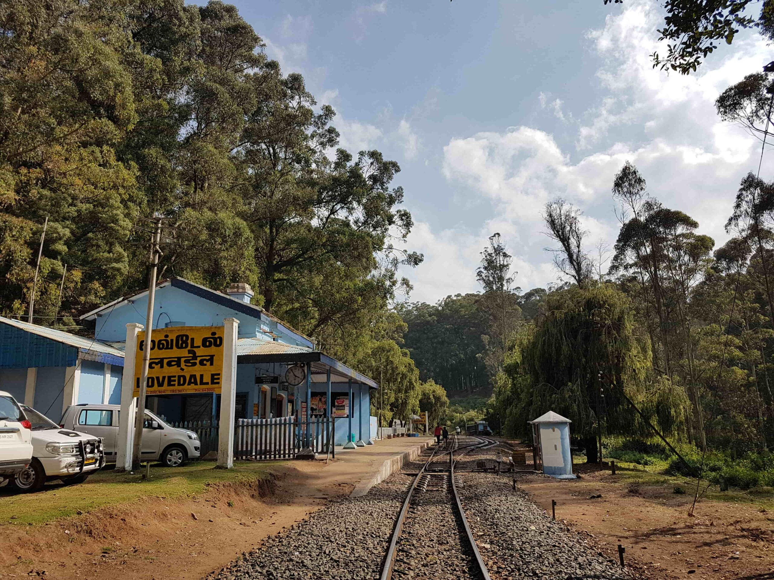 Ooty, the Nilgris District: Lovedale