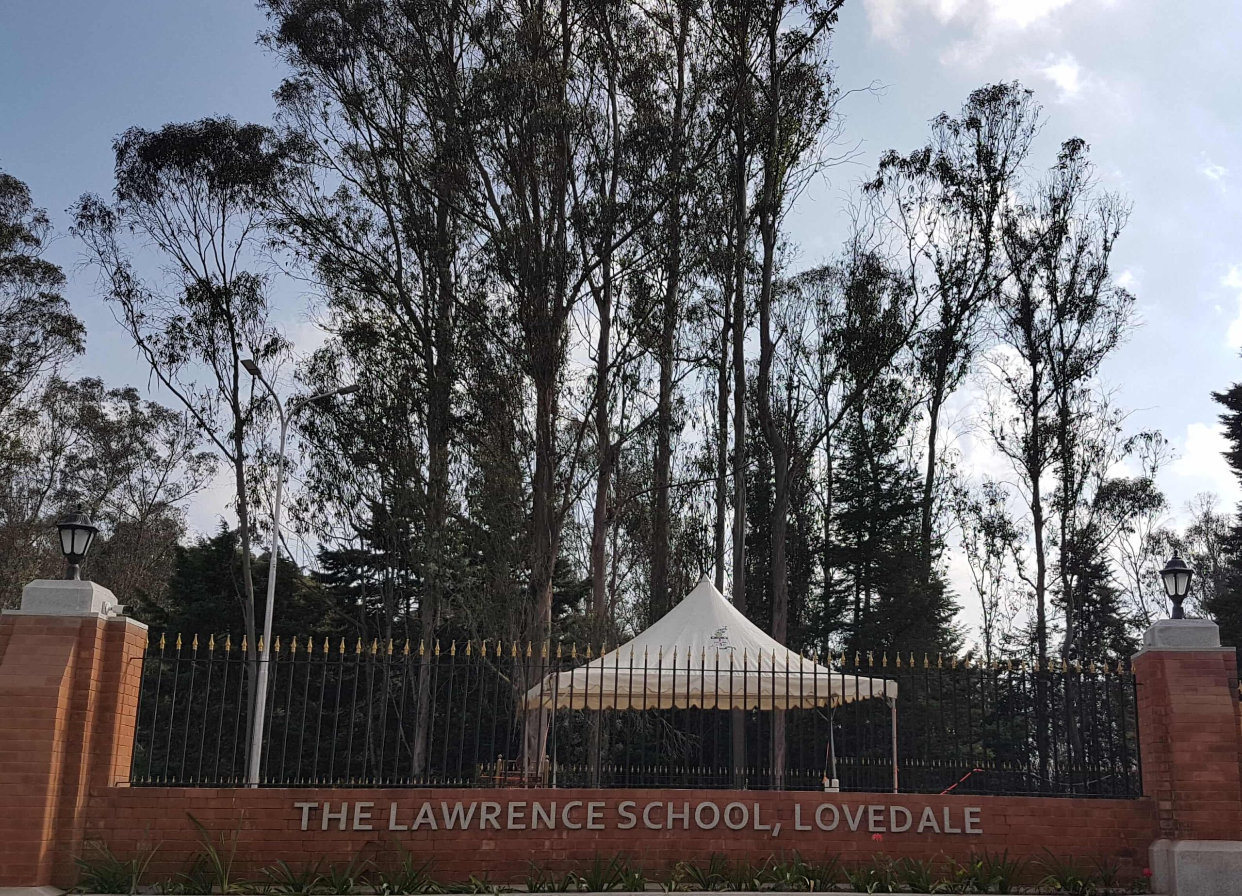 Ooty, the Nilgiris District: The Lawrence School