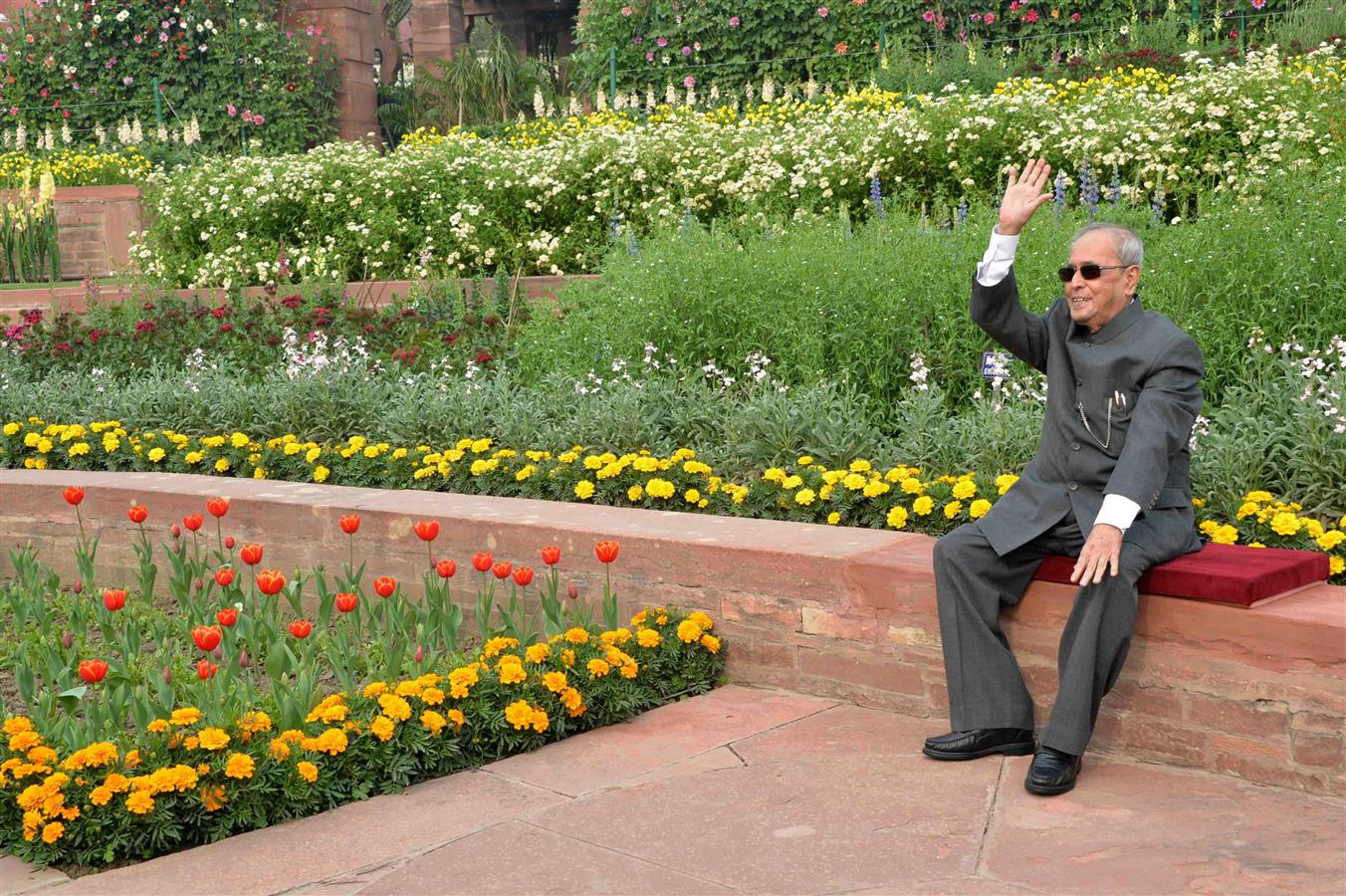 PRANAB DA: MAN OF ALL SEASONS